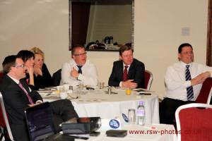 Hoskin Workshop at Marks Tey Hotel Colchester