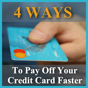 To Pay Off Your Credit Card Faster